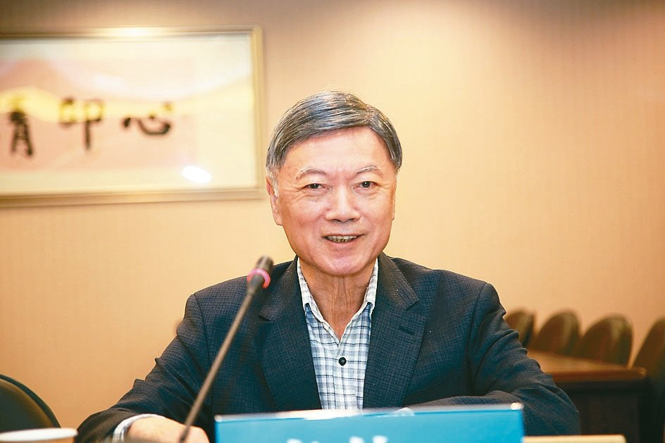 現代財經基金會副董事長/國策顧問李伸一。 毛洪霖/攝影