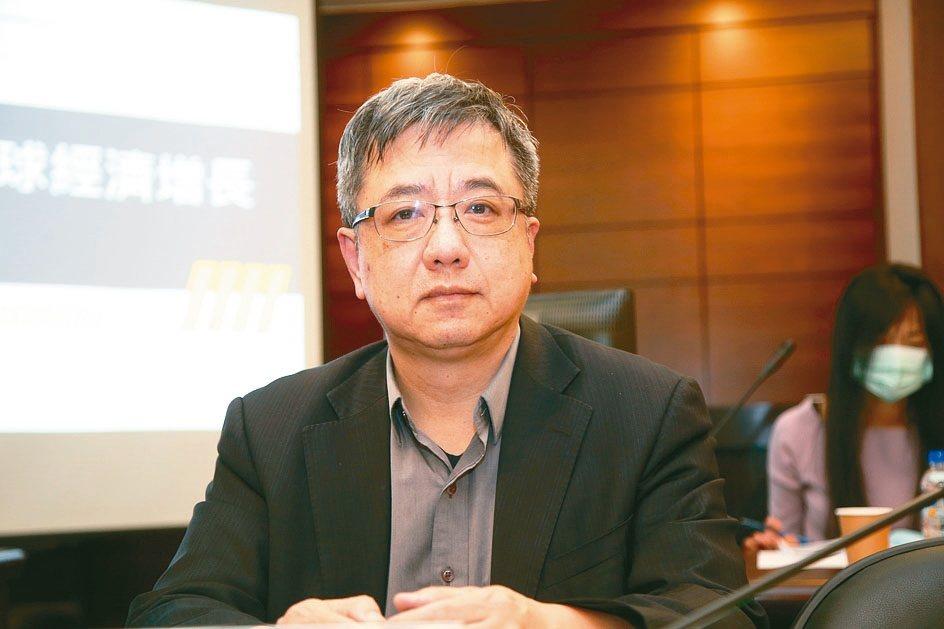 中華經濟研究院大陸研究所所長劉孟俊。 毛洪霖/攝影