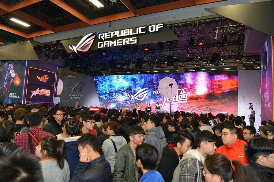 台北國際電玩展受疫情影響,主辦單位確定停辦,明年再見。 台北市電腦公會/提供