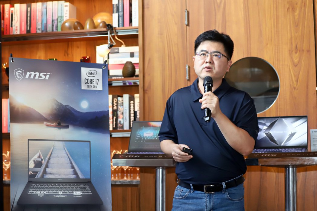 微星大中華區NB總經理莊正雍指出,4月中英特爾新平台上市的同時,微星科技全線新品...