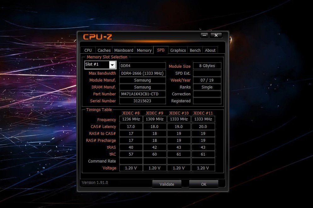 記憶體採用三星,最高可升級至64GB。 彭子豪/攝影