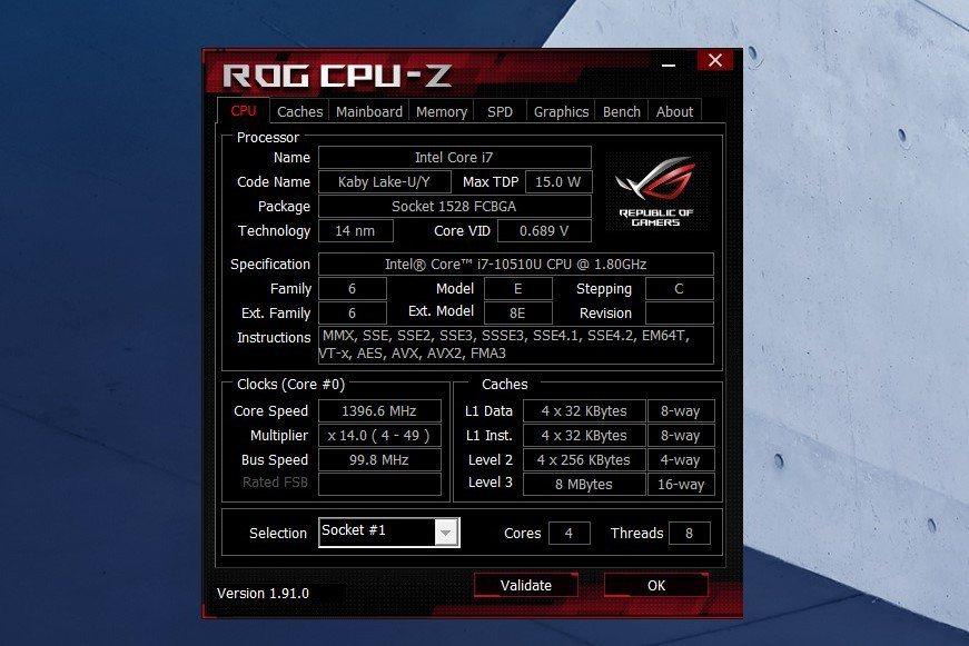 處理器採用英特爾第10代Core i 7 10510U(4核心最高時脈4.9GH...