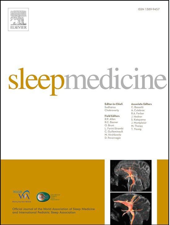 安鎂負壓呼吸器臨床研究,發表於國際「睡眠醫學」Sleep Medicine期刊。...