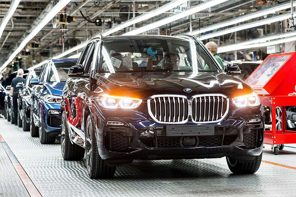 美國南卡羅萊納州Spartanburg工廠,負責BMW旗下大部分熱銷休旅車款包括...