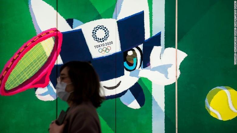 2020年東京奧運。 圖/CNN International