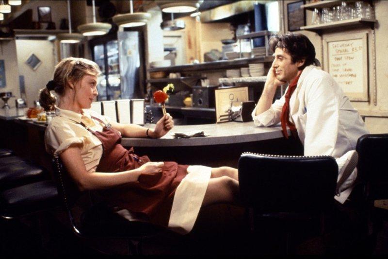 1991年問世的電影《性愛情漢堡飽》(Frankie and Johnny)。 圖/IMDb