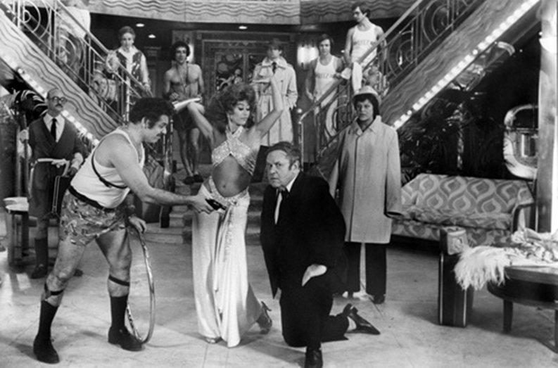 1975年問世的The Ritz,被視為他早期生涯的重要代表作品。 圖/IMDb