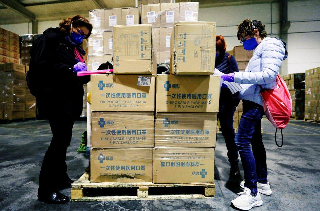 事實上易瑞生技爆發的無效試劑風波,已是近7天來,歐盟各國傳開的「第3起中國防疫物...