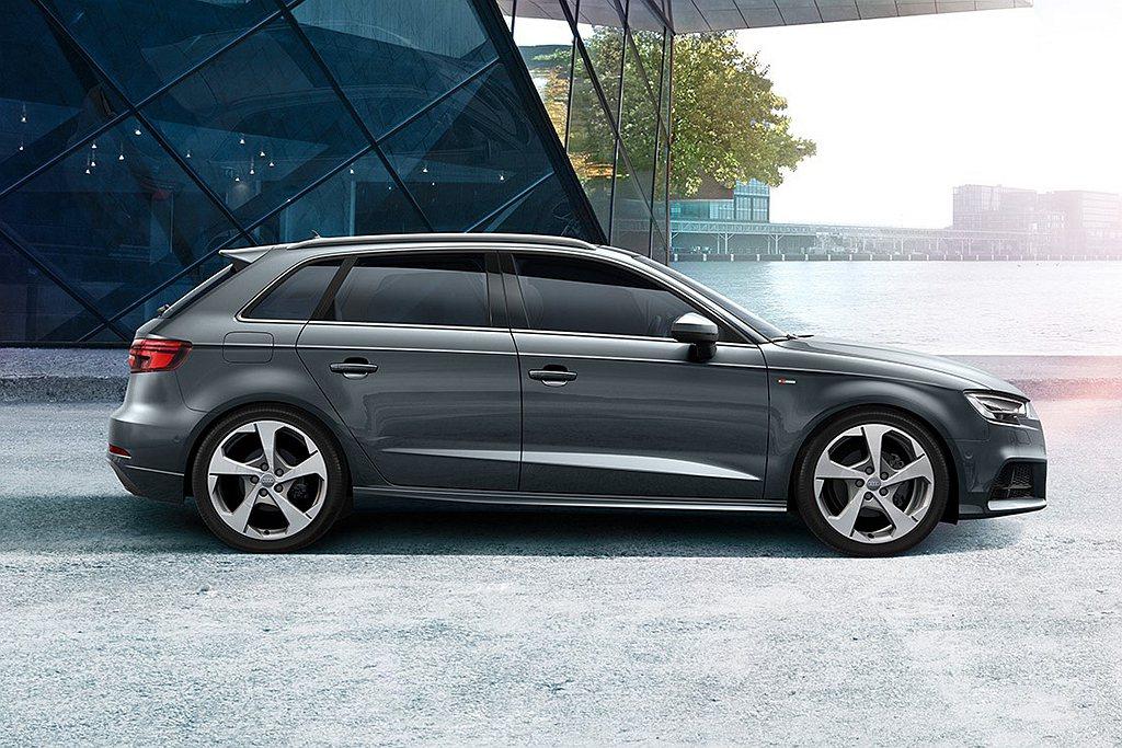 新年式Audi A3 Sportback 35 TFSI Premium Plu...