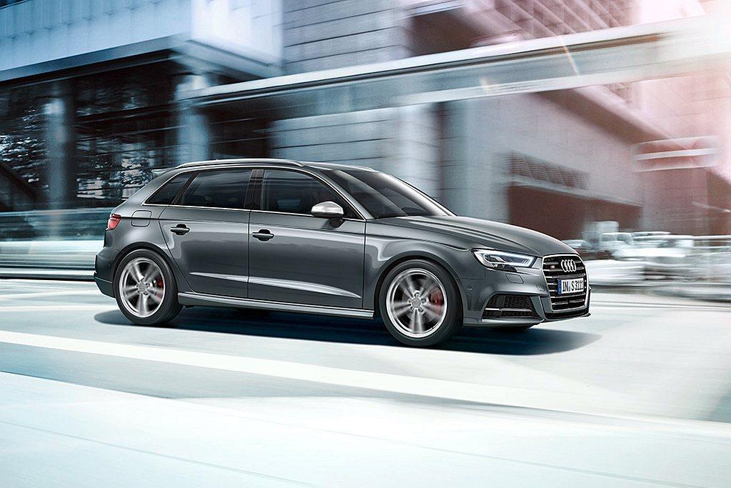 新年式Audi S3 Sportback新增ACC主動式定速巡航控制系統、主動式...