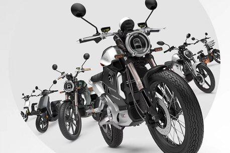 英倫最美電動二輪車!Super Soco TC正式進軍台灣市場