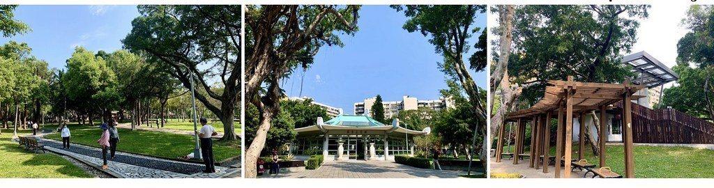 台北市立圖書館、園藝教室