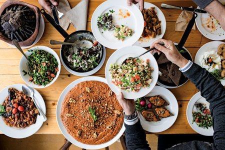 圖說:大啖美食之際也能夠做好環保(照片/紐約時報提供)