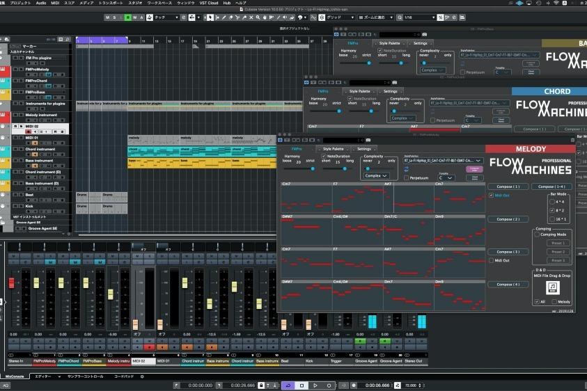 Sony打造音樂製作服務FlowMachines 以AI協助編曲者激發靈感