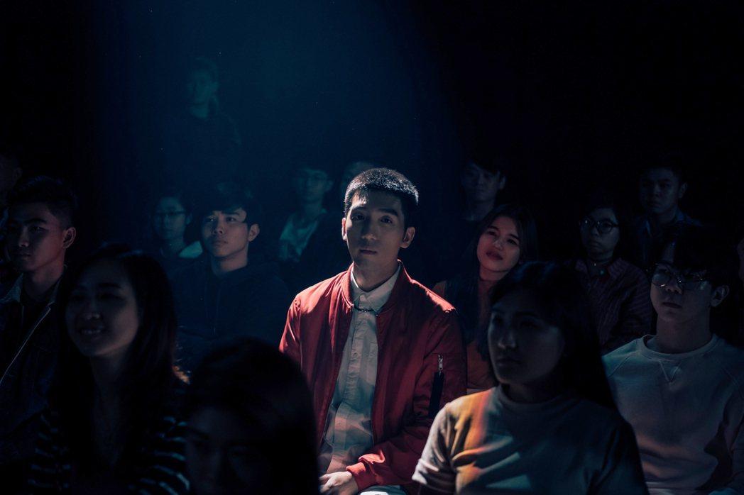 涂善存主演的電影「這一刻,想見你」4/24上映。圖/滿滿額娛樂提供
