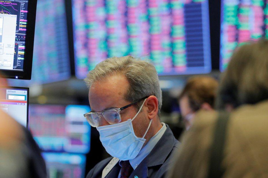 美股大反攻,已連續三日上漲。   路透