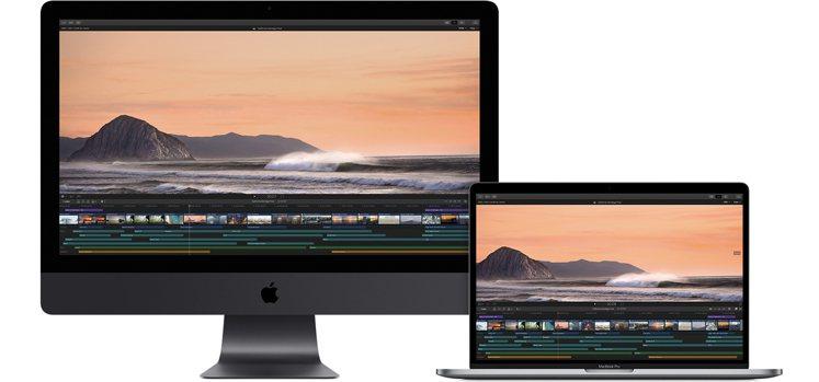 蘋果現在提供Mac用戶Final Cut Pro X、Logic Pro X兩套...