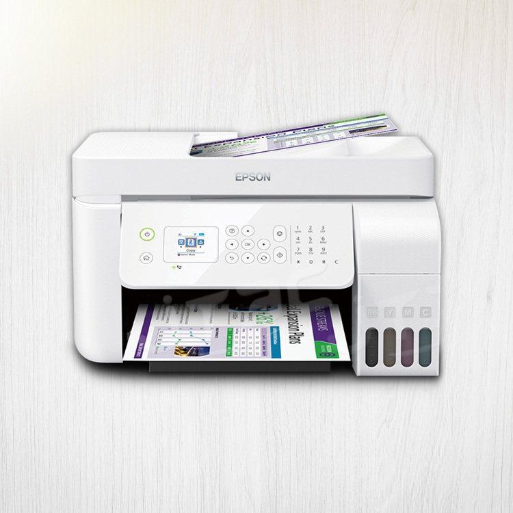燦坤獨家的EPSON L5196連續供墨複合機,燦坤會員價6,990元。圖/燦坤...