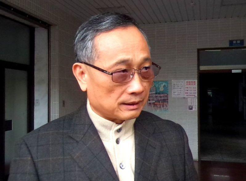 警政署長陳家欽。圖/本報資料照片