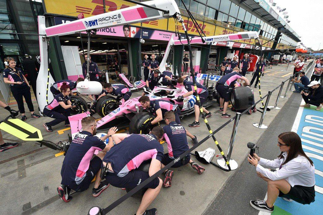 F1/ McLaren等7大車隊合作 響應英政府生產醫療器材!