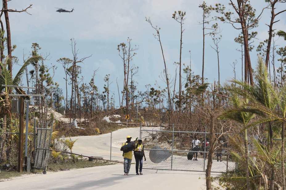 小島可以成為躲避疫情的避難所。美聯社