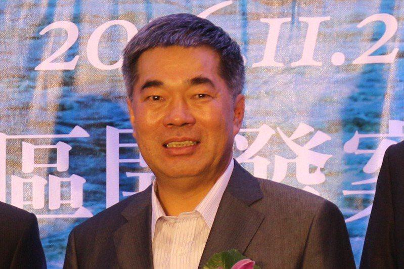 華衛集團董事長王志隆,旗下目前擁有寰宇新聞台。 圖/聯合報系資料照片