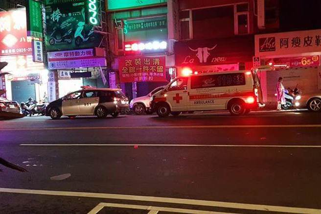 酒駕男拒捕衝撞 桃警開槍誤擊女乘客身亡