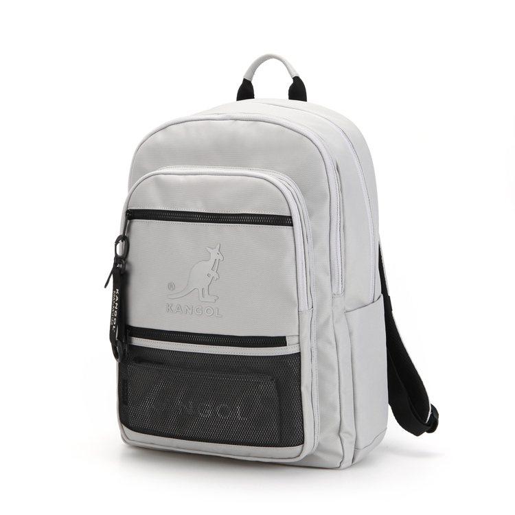 MESH POCKET後背包5,780元。圖/Kangol提供