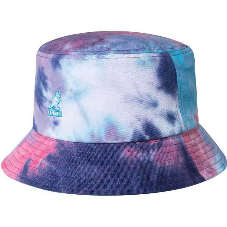 TIE DYE漁夫帽2,280元。圖/Kangol提供