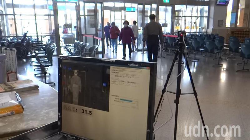 雲林再增加一名確診,在機場即被攔下。記者蔡維斌/攝影(模擬照片,與新聞無關)