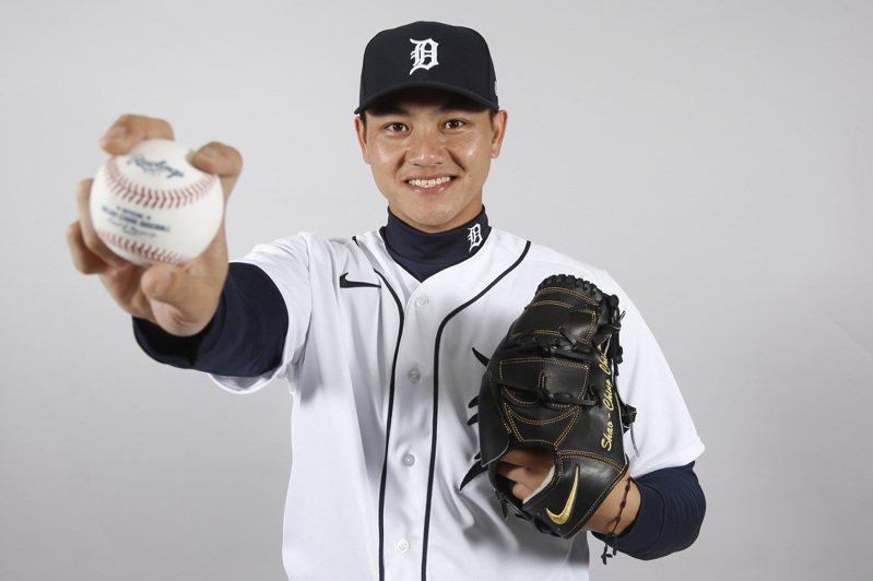 江少慶回台參加中華職棒選秀,消息一出不只台灣球迷驚訝,就讓主跑大聯盟老虎隊的美國記者也為他惋惜。 路透