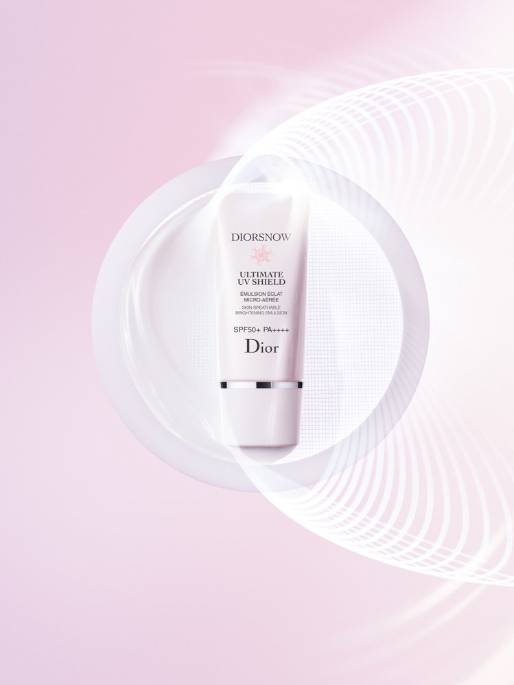 Dior迪奧雪晶靈透亮輕盈UV隔離霜SPF50+ PA++++/30ml/2,2...