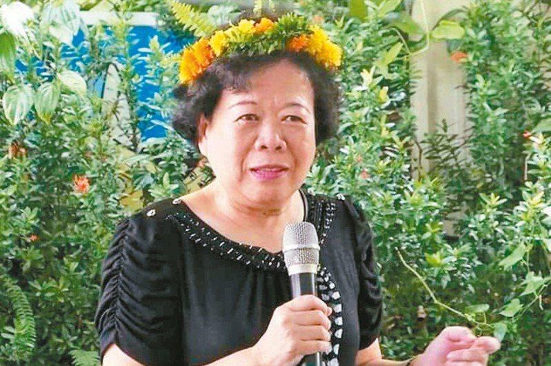 無黨籍屏東縣議員陸月嬌被控詐領出國考察費,遭屏東地院判處3年8月有期徒刑,她喊冤要上訴。 記者潘欣中/翻攝