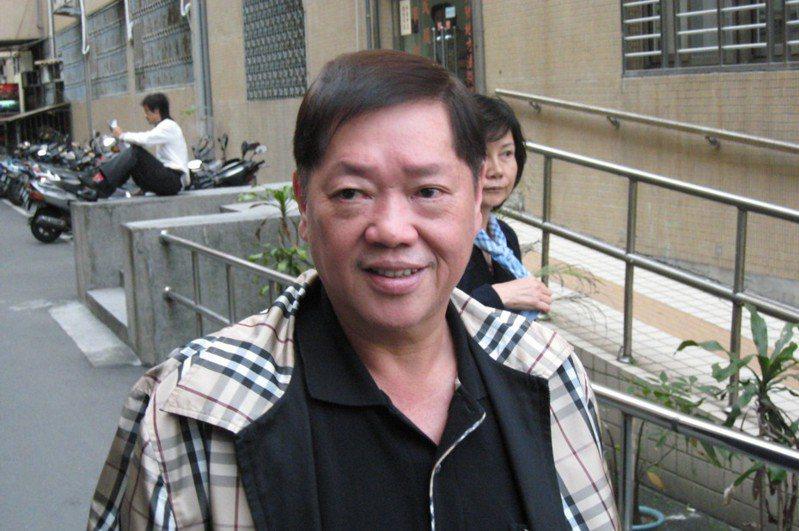 三立電視董事長林崑海。圖/聯合報系資料照片