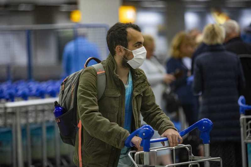 荷蘭新增1104例新冠肺炎確診,累計1萬866例。 歐新社