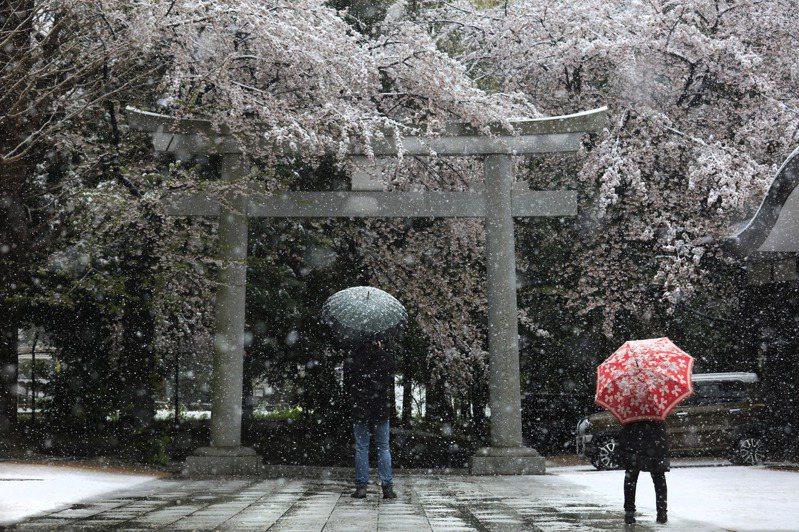 東京都官員表示,都內廿九日新增六十八例新冠肺炎確診。 (美聯社)