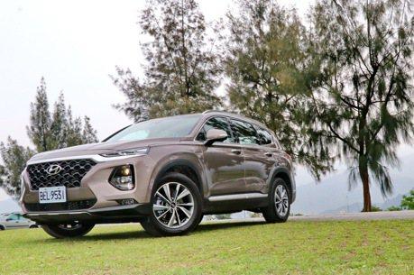 舒適質感是最大優勢 Hyundai Santa Fe柴油旗艦版試駕