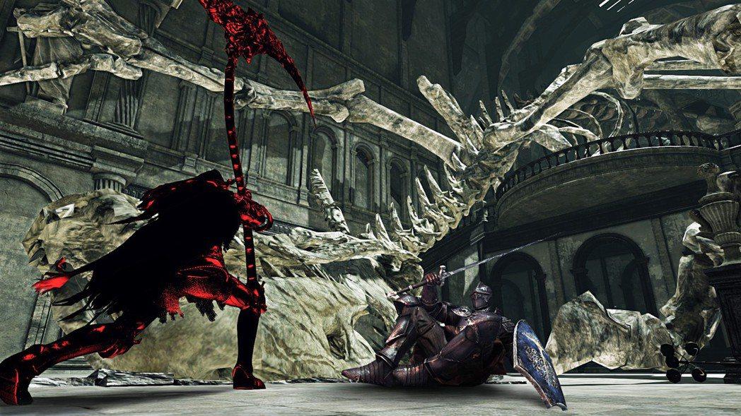 《黑暗靈魂II:原罪哲人》。(來源:Steam)