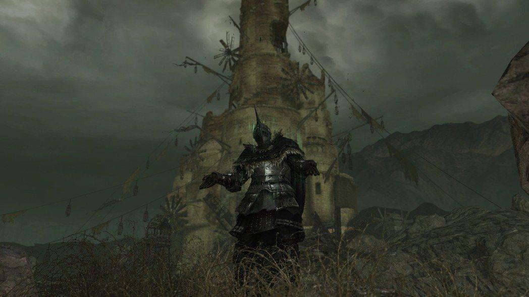 當你想到鎔鐵城蓋在一座「塔」的上方。(來源:Reddit)