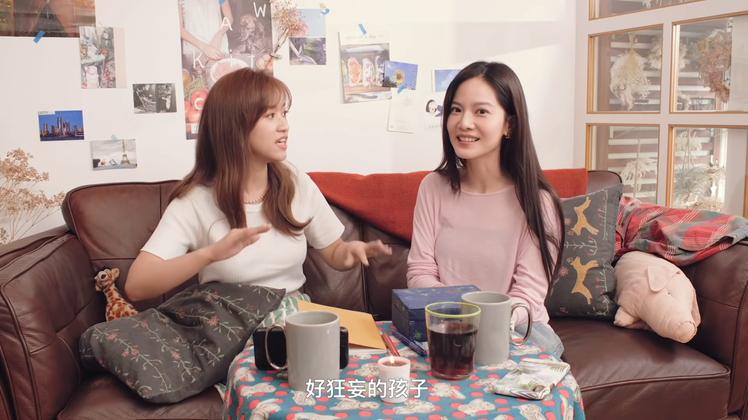 曾之喬開設個人頻道,邀請吳姍儒當來賓。 圖/擷自曾之喬Youtube