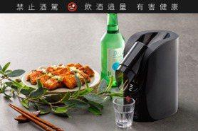 彷彿專人在家服務!韓國「自動倒酒機」 每杯都精準
