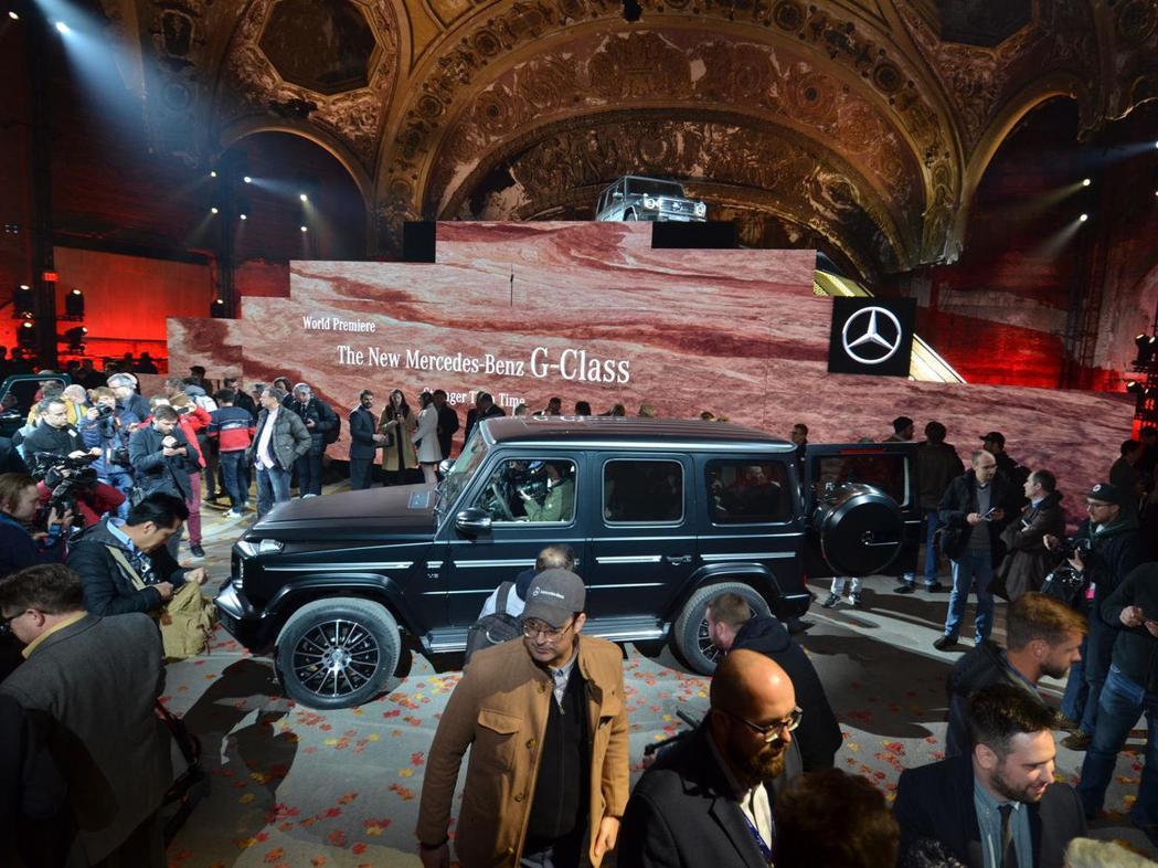 北美地去最重要的北美車展今年將正式取消。 摘自carbuzz.com