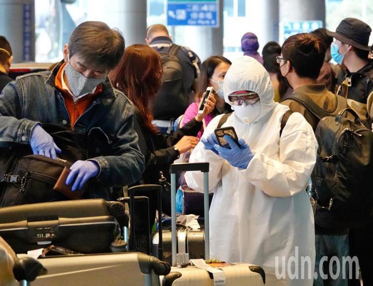 大量旅外國人回台並居家檢疫,家長擔心孩子受感染。示意圖/本報資料照片