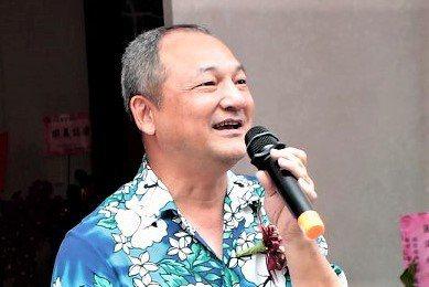 總太集團主席吳錫坤。圖/取自吳錫坤臉書