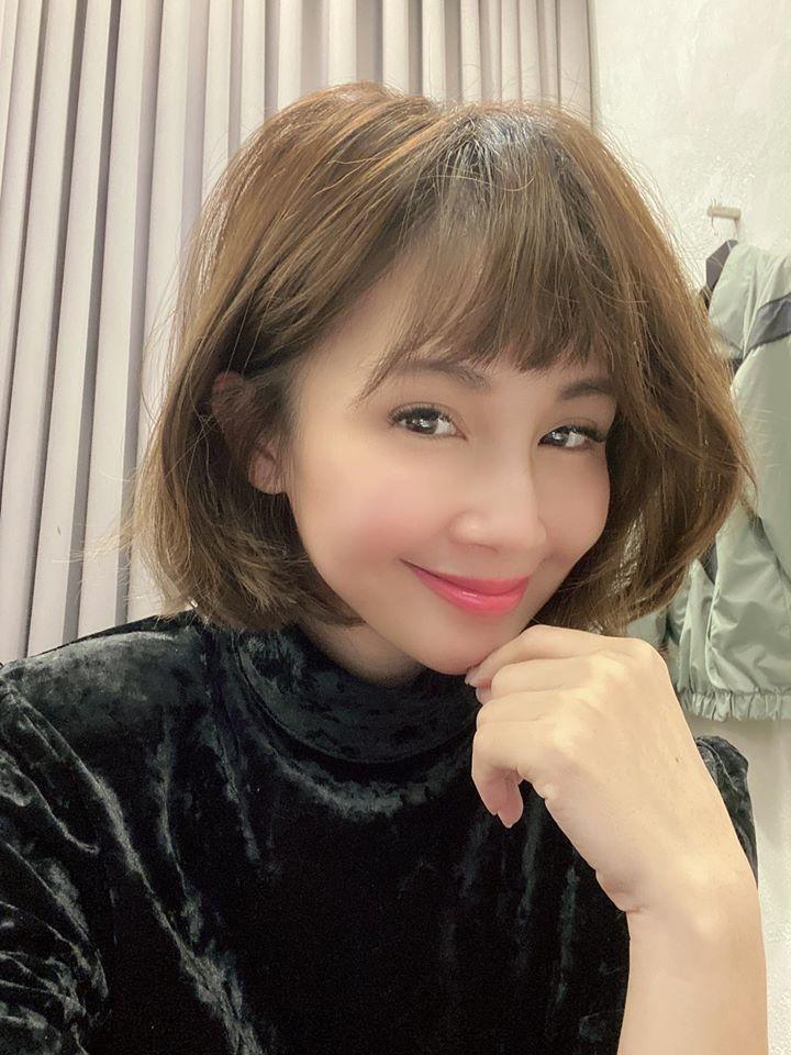 鍾欣怡認為住在台灣很幸福。圖/摘自臉書