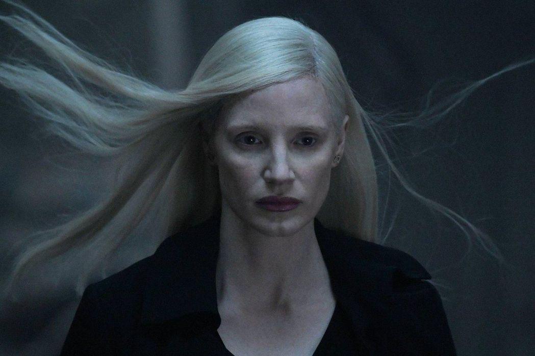 「X戰警:黑鳳凰」潔西卡雀絲坦。圖/福斯提供