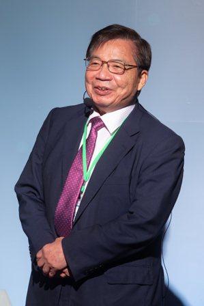 乳癌名醫、臺大醫院外科兼任主治醫師張金堅。 聯合報系資料照片 記者季相儒/攝影