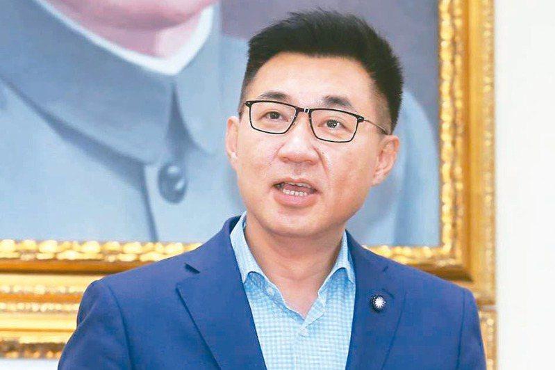 國民黨新任主席江啟臣認為,要先贏得人民的信任,才有意義去談拉近兩岸的共識。圖/聯合報系資料照片