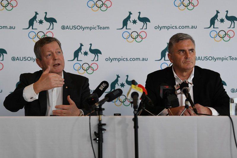 澳洲奧會。 路透