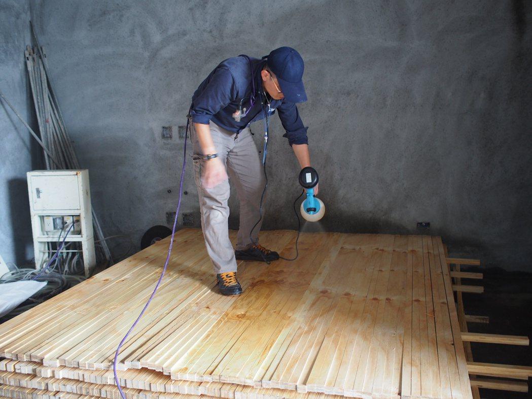 無醛屋「AP-AS技術」有效分解裝潢甲醛,新家完工可直接入住。 聚和生醫/提供